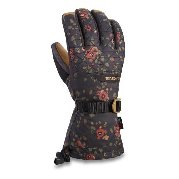 Dakine Leather Camino Glove Ski- Snowboard Handschuhe Begonia