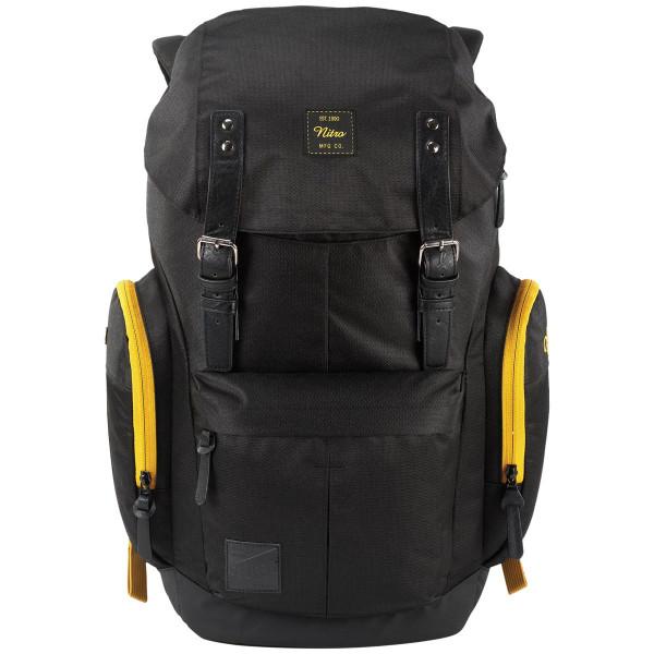Nitro Daypacker 32L Laptop Backpack Golden Black