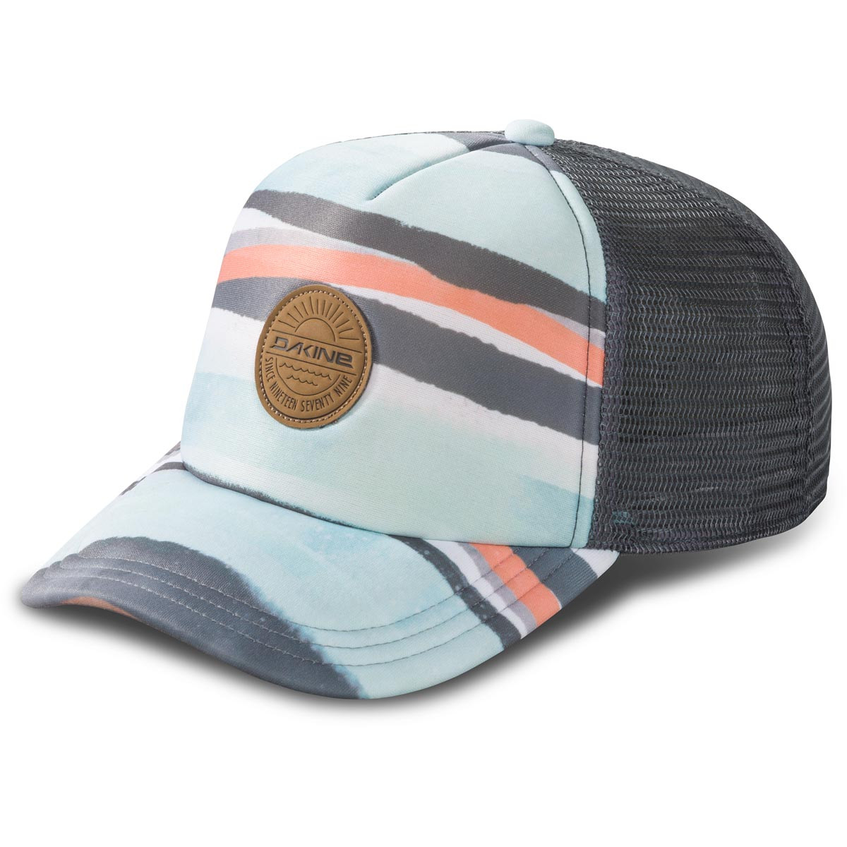 522a108b7 Dakine Lo Tide Trucker Cap Pastel Current
