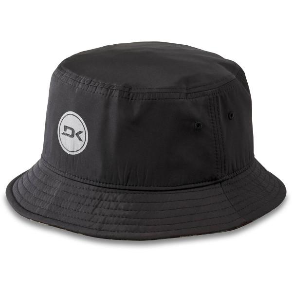 Dakine Option Reversible Bucket Hut Black / Aloha Camo