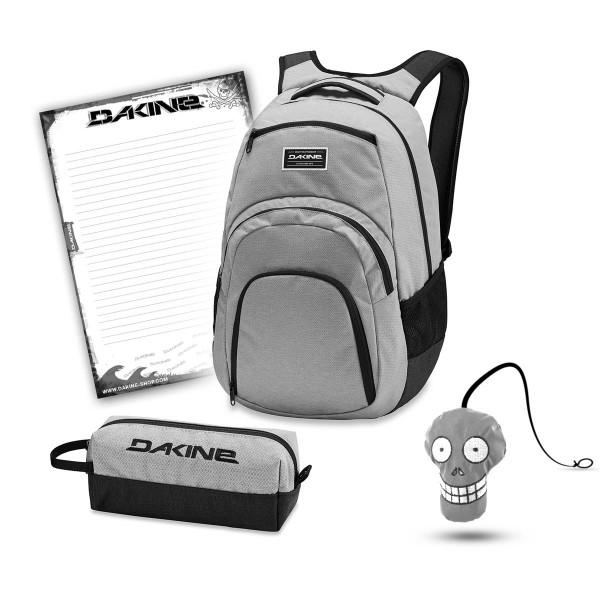 EQ Duffel Sporttasche Ranzen DAKINE SET Laptop Rucksack Schulrucksack PROM 25l