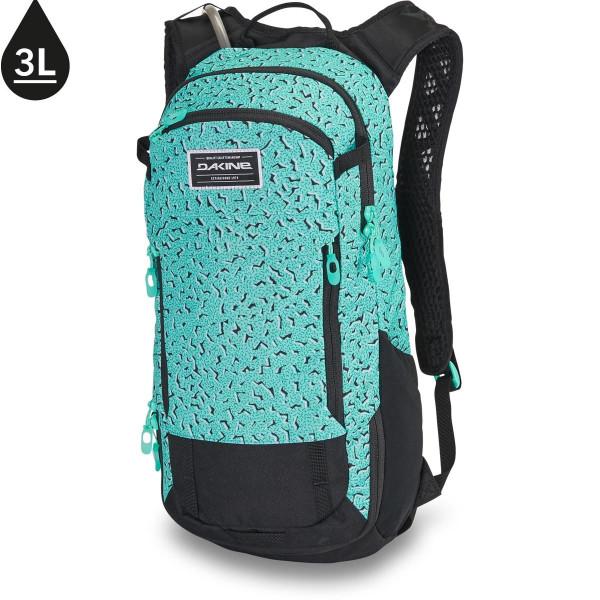 Outlet Store Verkauf speziell für Schuh wähle echt Dakine Syncline 16L Bike Backpack Electric Mint