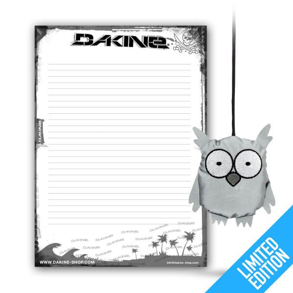 Dakine Beach Notepad + Emma Reflector