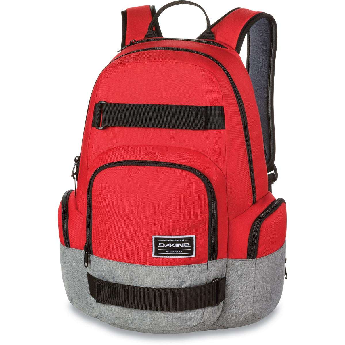 Dakine Atlas 25L Skate Rucksack mit Laptopfach Red | Dakine Shop