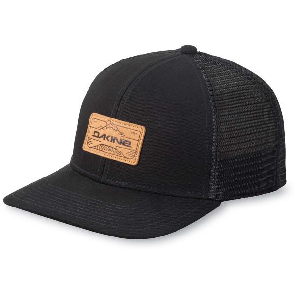 Dakine Peak To Peak Trucker Cap Black