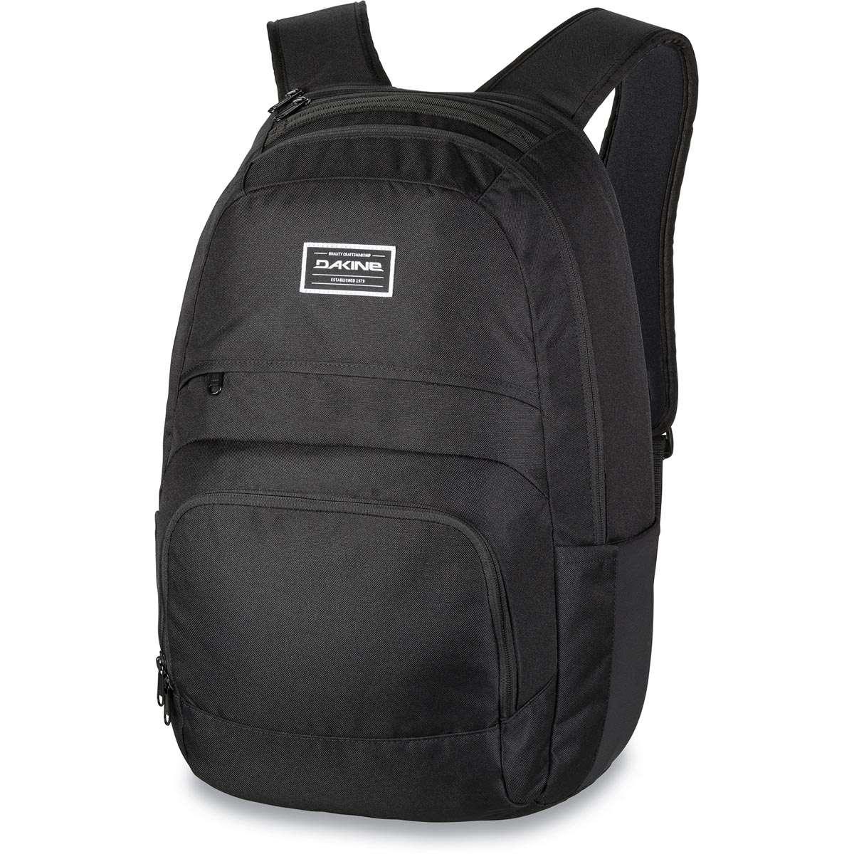 e41c7a8dc6518 Dakine Campus DLX 33L Backpack Black