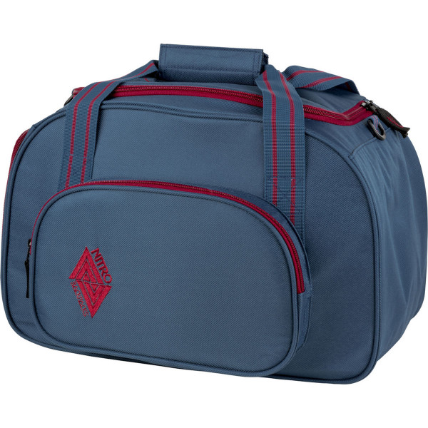 Nitro Duffle Bag Xs 35L Sports Bag Blue Steel