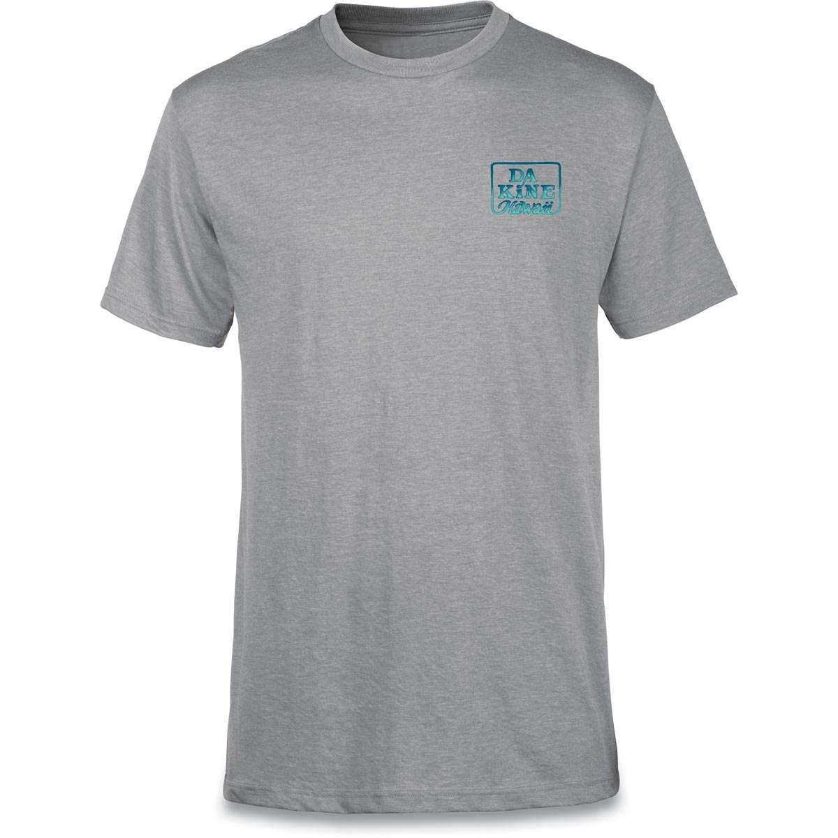 9018d70295 Dakine Classic Brush T-Shirt Herren T-Shirt Heather Grey
