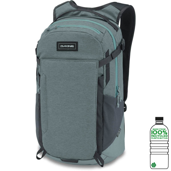 Dakine Canyon 20L Backpack Lead Blue