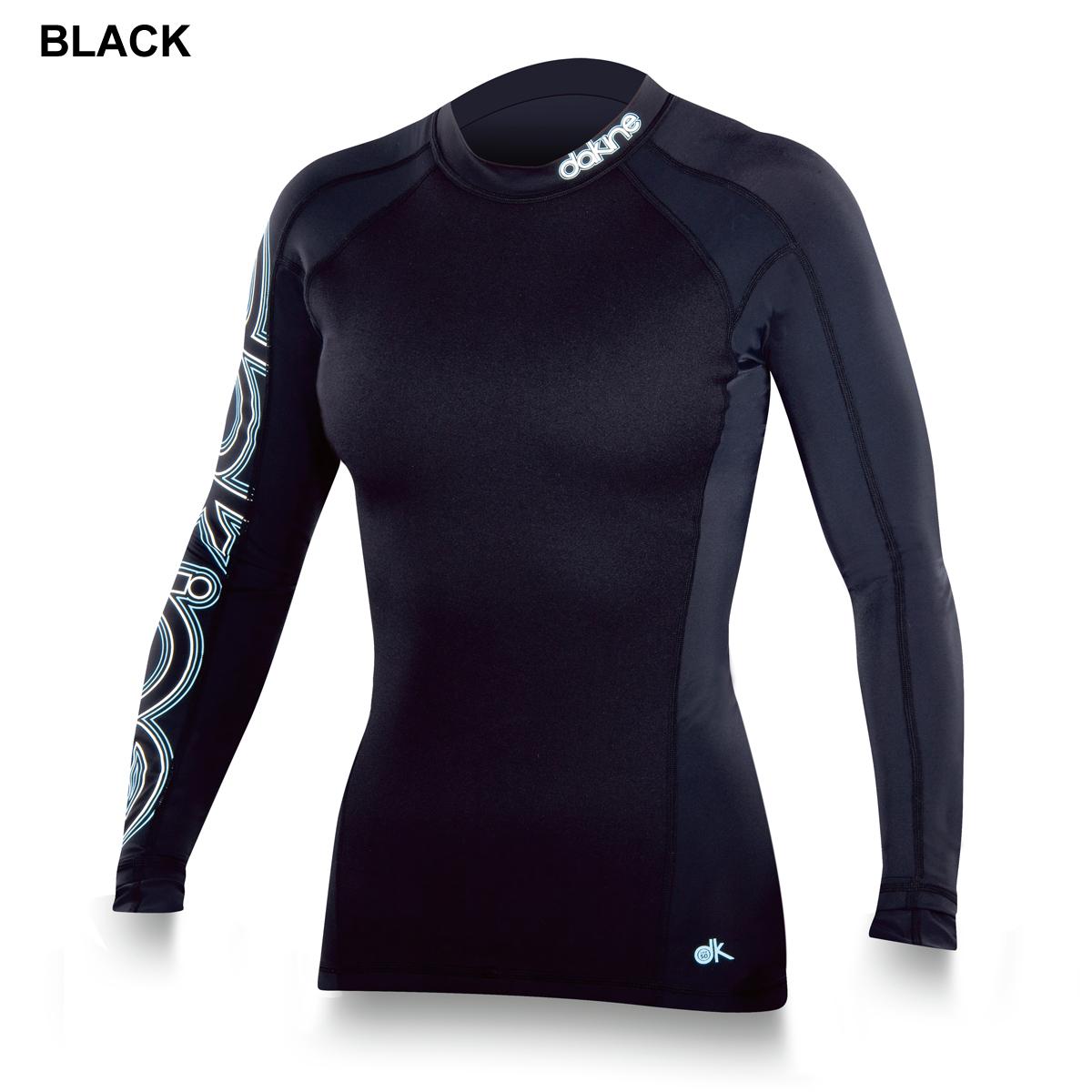 2Mm Neo Lycra LS black Dakine