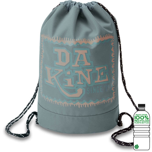 Dakine Cinch Pack 16L Backpack Lead Blue