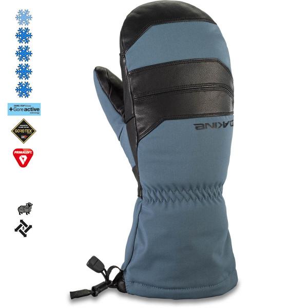 Dakine Excursion Mitt Ski- / Snowboard Gloves Black / Dark Slate