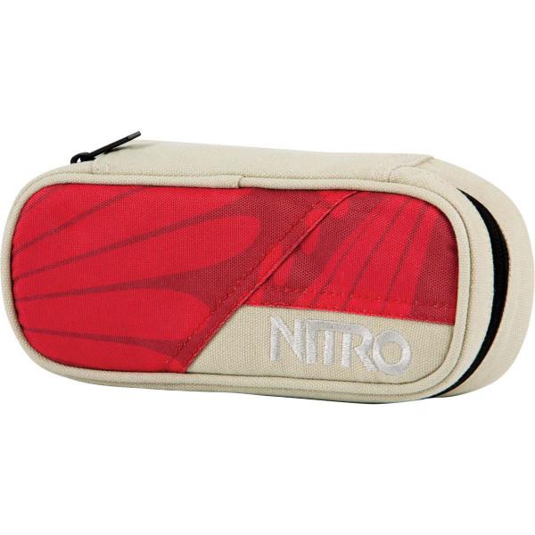 Nitro Pencil Case Sunset Feather