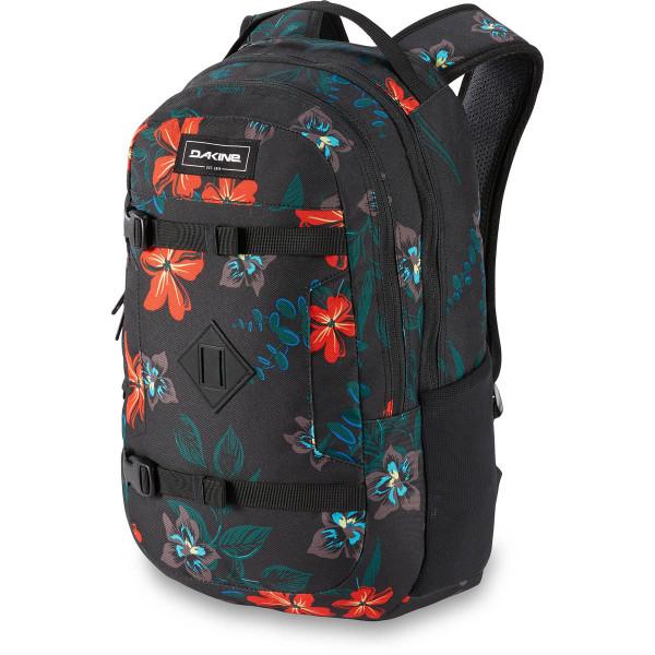 Dakine URBN Mission Pack 18L Rucksack mit iPad/Laptop Fach Twilight Floral