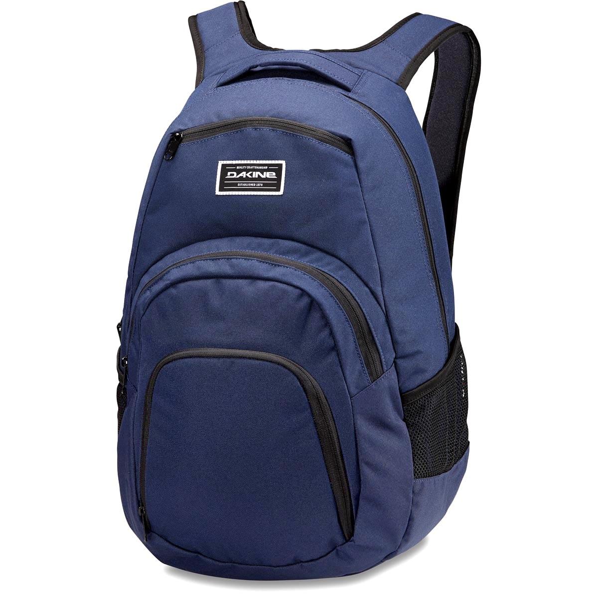336bf13507e7e Dakine Campus 33L Backpack Dark Navy