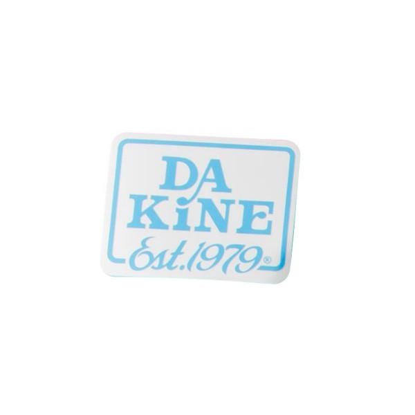 Dakine EST. 1979 Small Aufkleber Blue