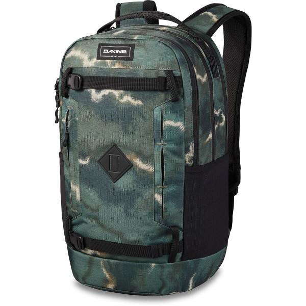 Dakine Urbn Mission Pack 23L Rucksack Olive Ashcroft Camo