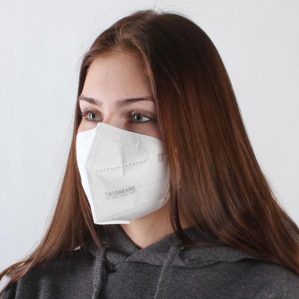 FFP2 Face Mask - 5 Pack