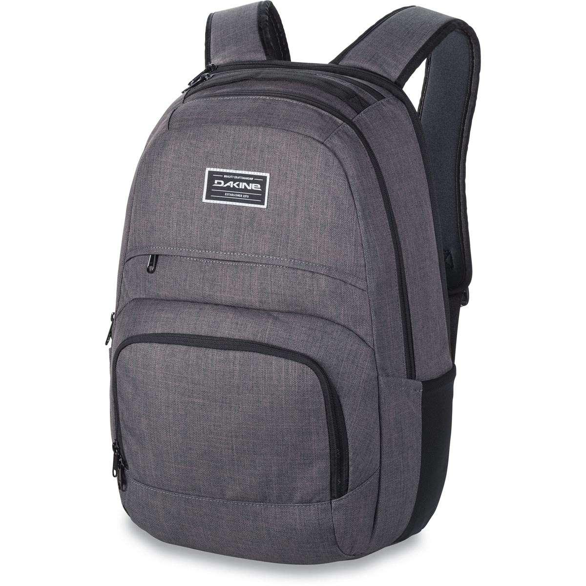 537b0794d90e7 Dakine Campus DLX 33L Backpack Carbon
