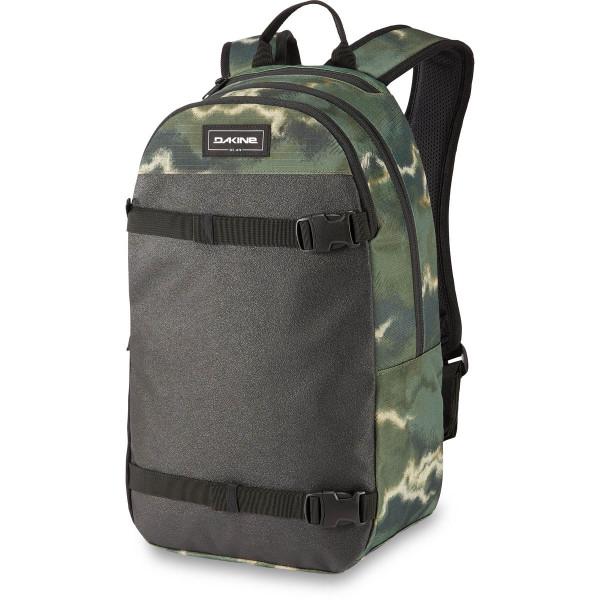 Dakine URBN Mission Pack 22L Rucksack mit iPad/Laptop Fach Olive Ashcroft Camo