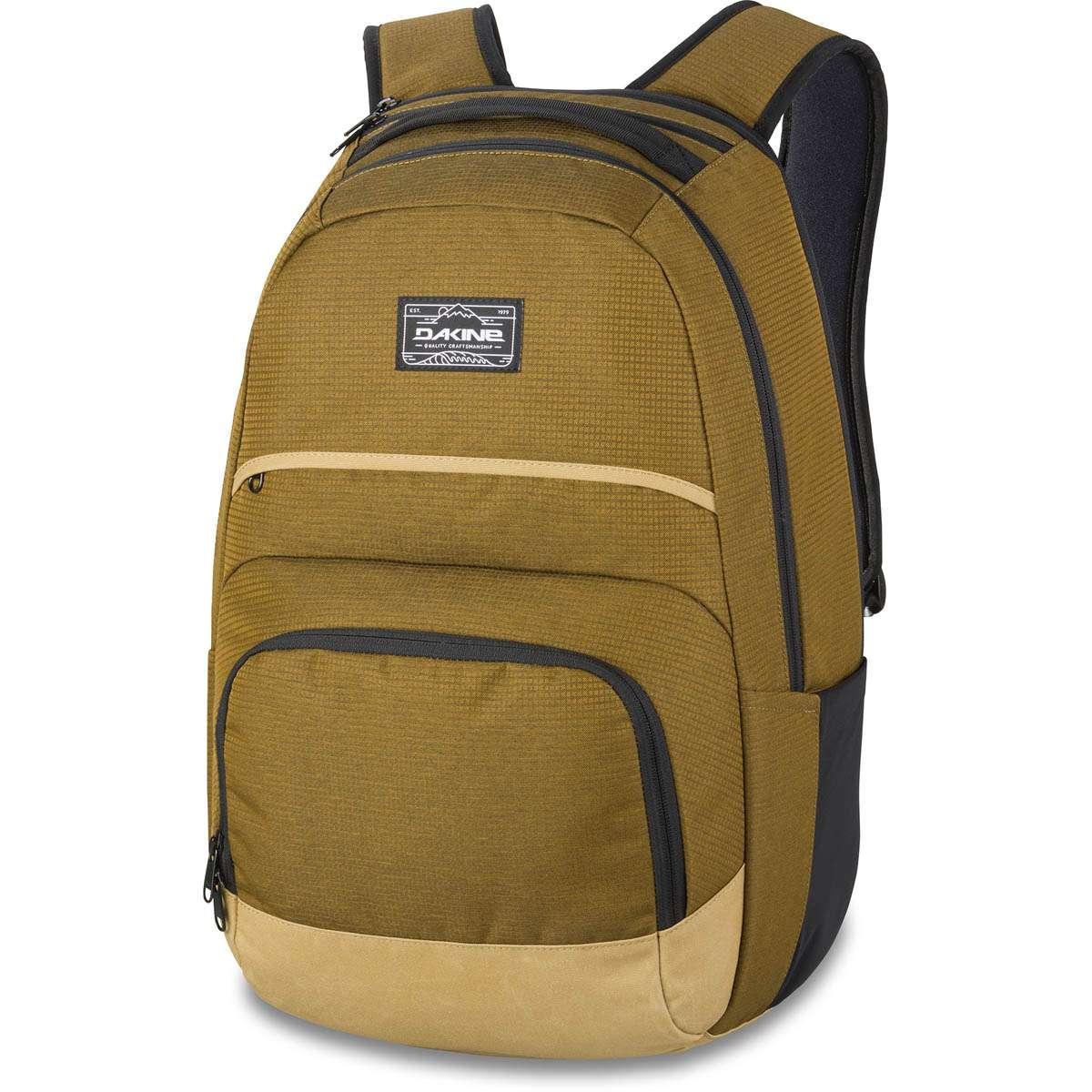 2139458ec55fd Dakine Campus DLX 33L Backpack Tamarindo