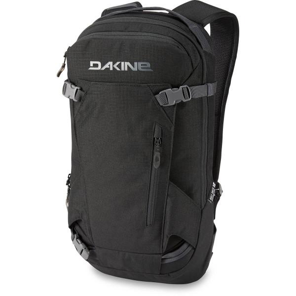 Dakine Heli Pack 12L Ski- / Snowboard Rucksack Black
