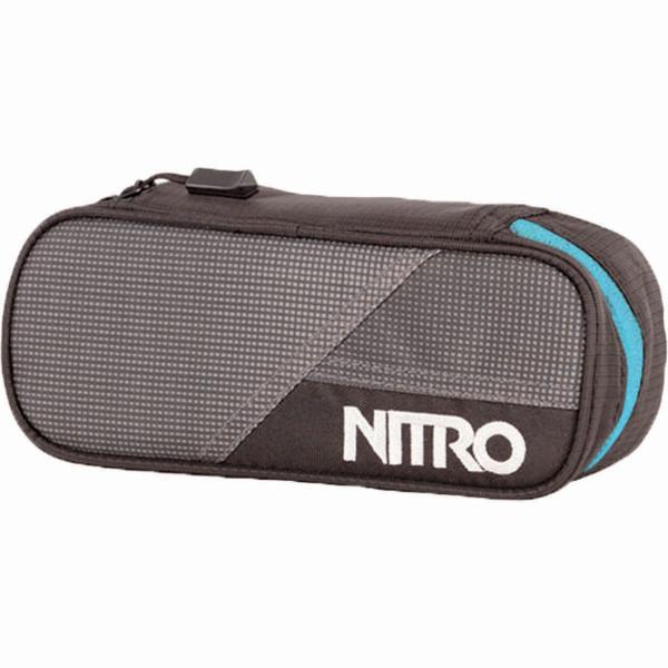 Nitro Pencil Case Blur Blue Trims