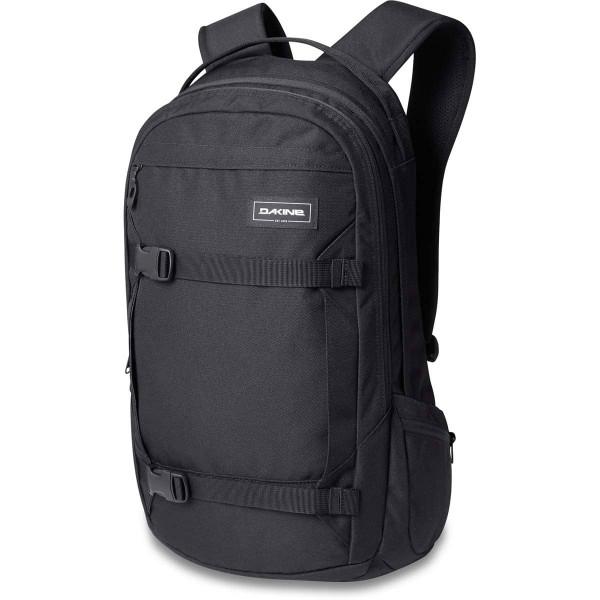 Dakine Mission 25L Ski- / Snowboard Backpack Black