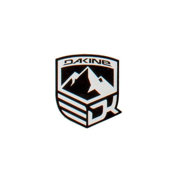 Dakine Mountain Sticker Green