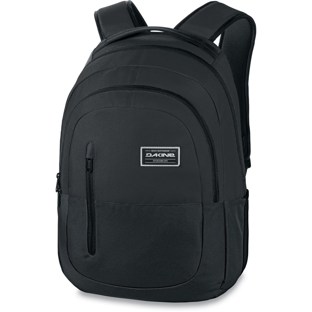 90162a9d835d9 Dakine Foundation 26L Backpack Black