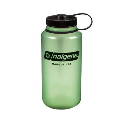 Nalgene Bottle 'WH Glow' 1 L Green