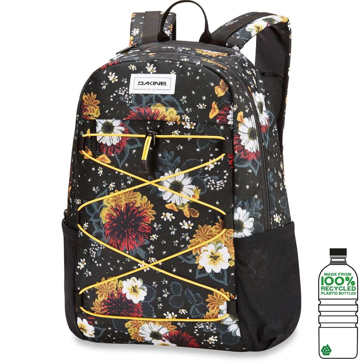 10a0a29f2d493 Dakine Wonder 22L Backpack Winter Daisy