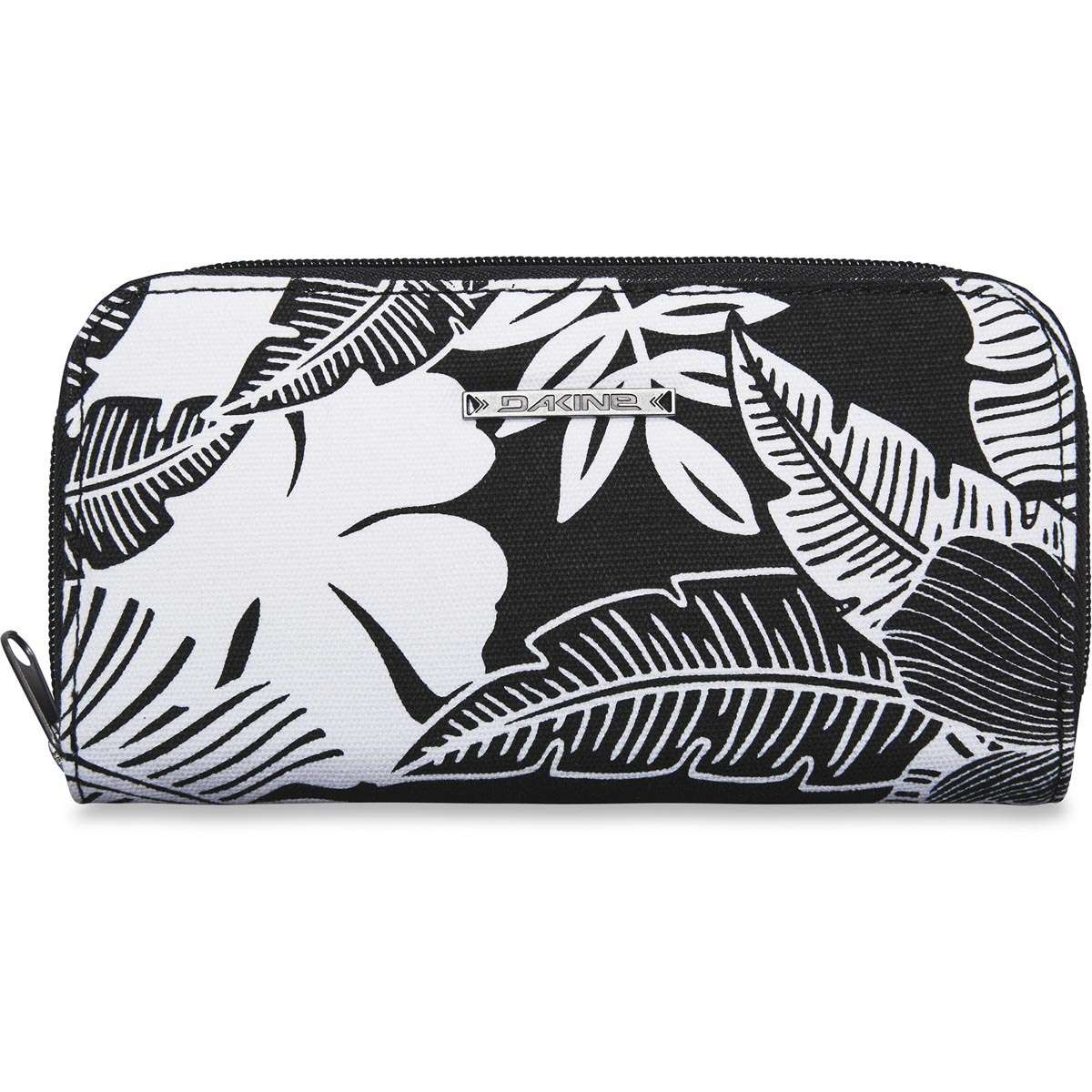 163a85c4088fb Dakine Lumen Wallet Hibiscus Palm Canvas