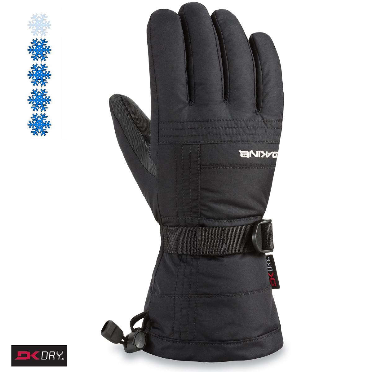 Nowy Jork dobra tekstura urzędnik Dakine Capri Glove Ski- / Snowboard Gloves Black
