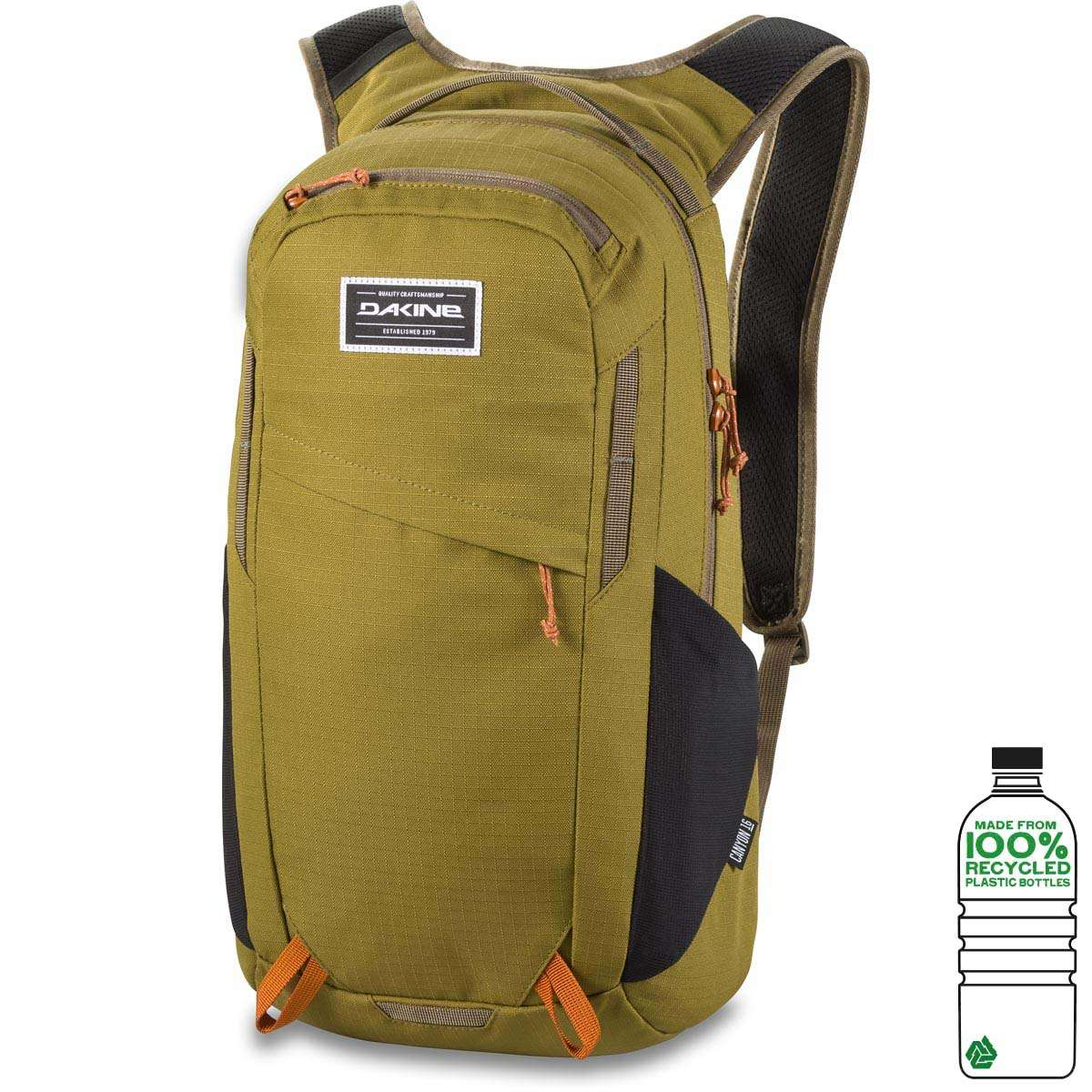 94935ea4306c5 Dakine Canyon 16L Rucksack Pine Trees Pet
