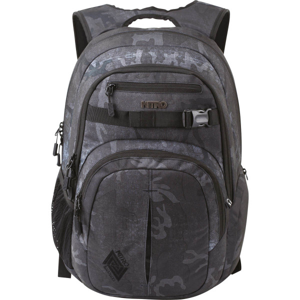 Nitro Chase 35L Laptop Backpack Forged Camo