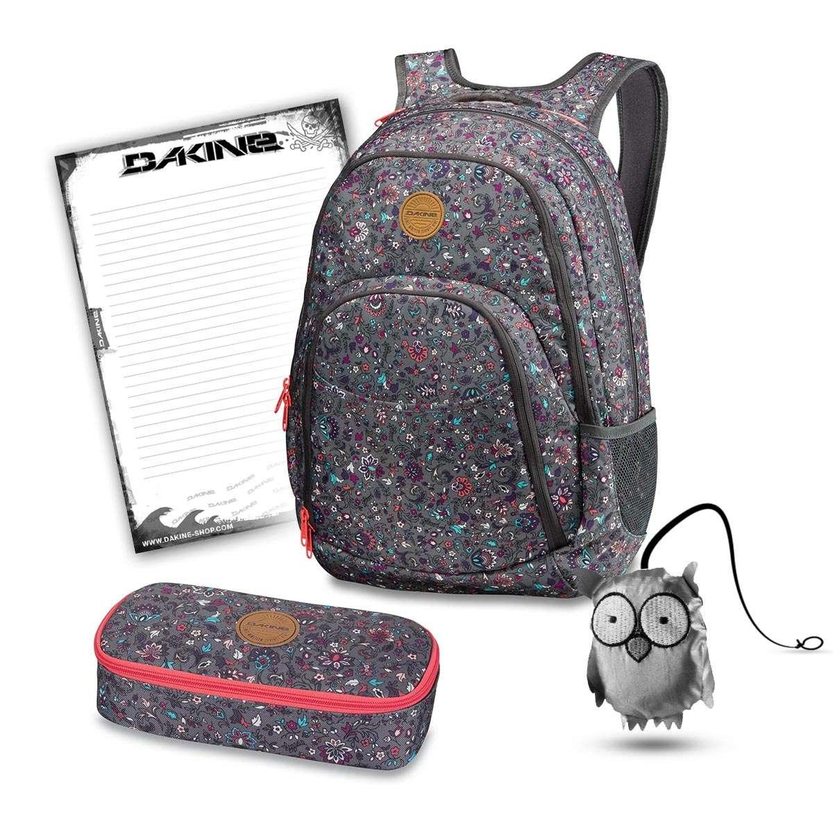 Dakine Eve 28L   School Case XL   Emma   Notepad School Set ...