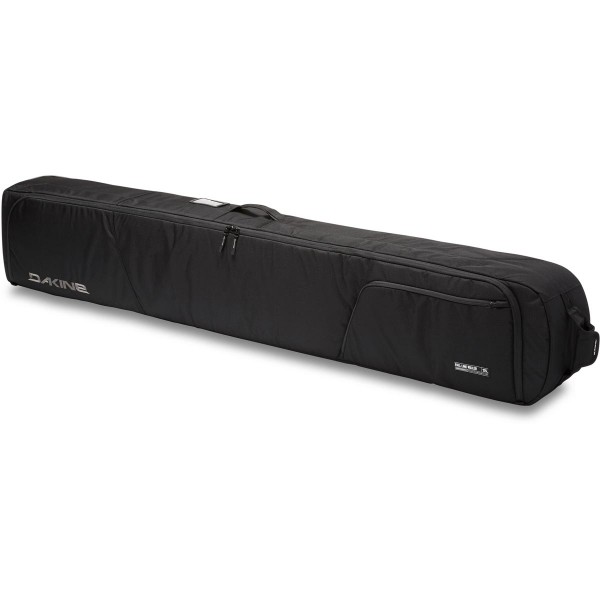 Dakine Fall Line Ski Roller Bag 190 cm Ski Bag Black