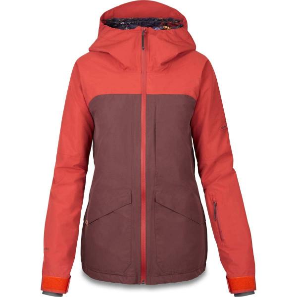 Dakine Snowboard Jane Rust Spice Browntandoori Gore Jacket Tilly Tex Ski 2l WED92eHIbY