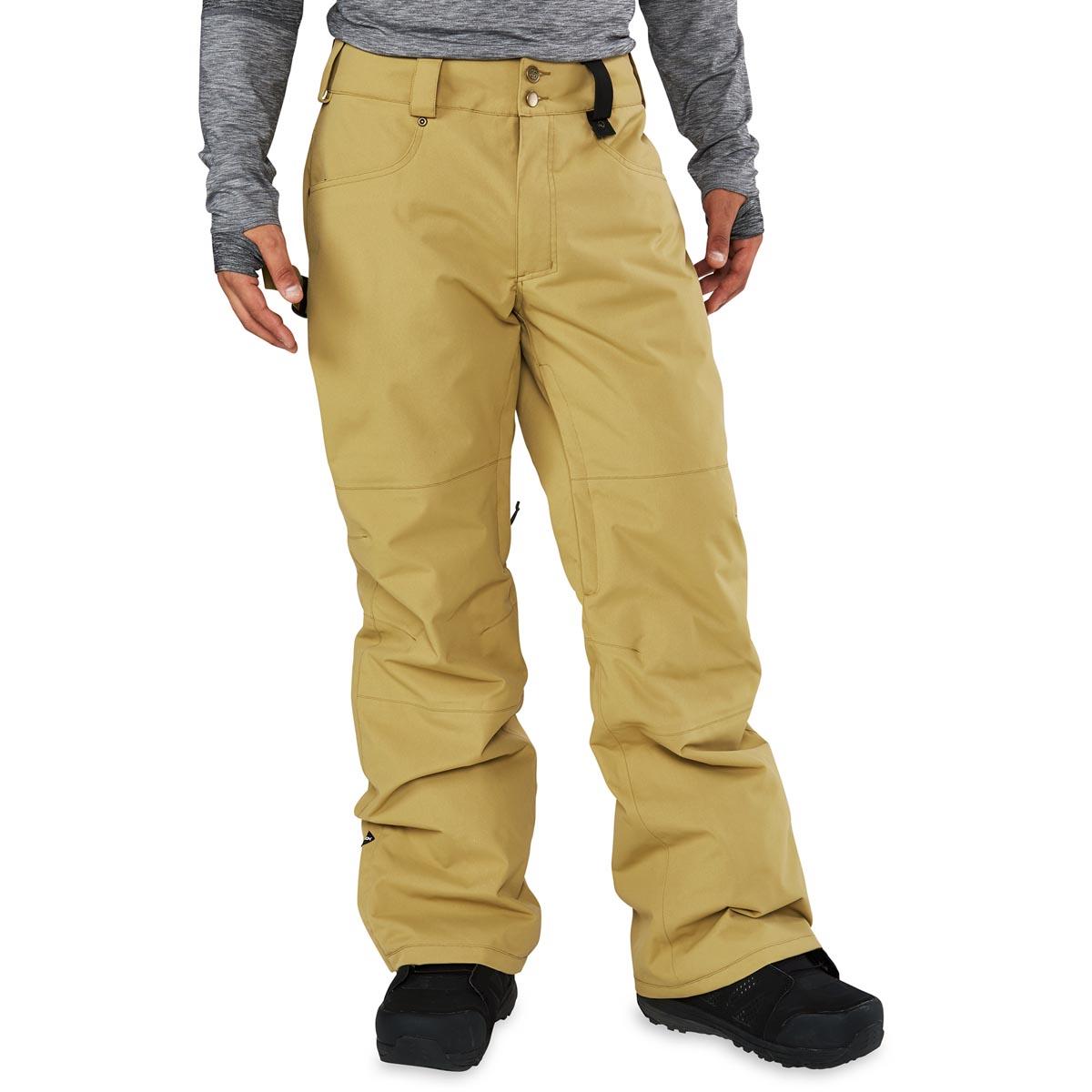 Artillery Insulated Pant Herren Ski Snowboard Hose Black