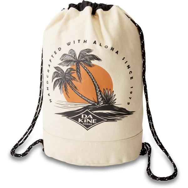 Dakine Cinch Pack 16L Rucksack Island Palms