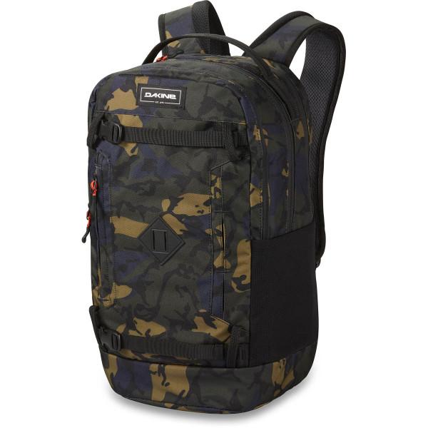 Urbn Mission Pack 23L Rucksack Cascade Camo