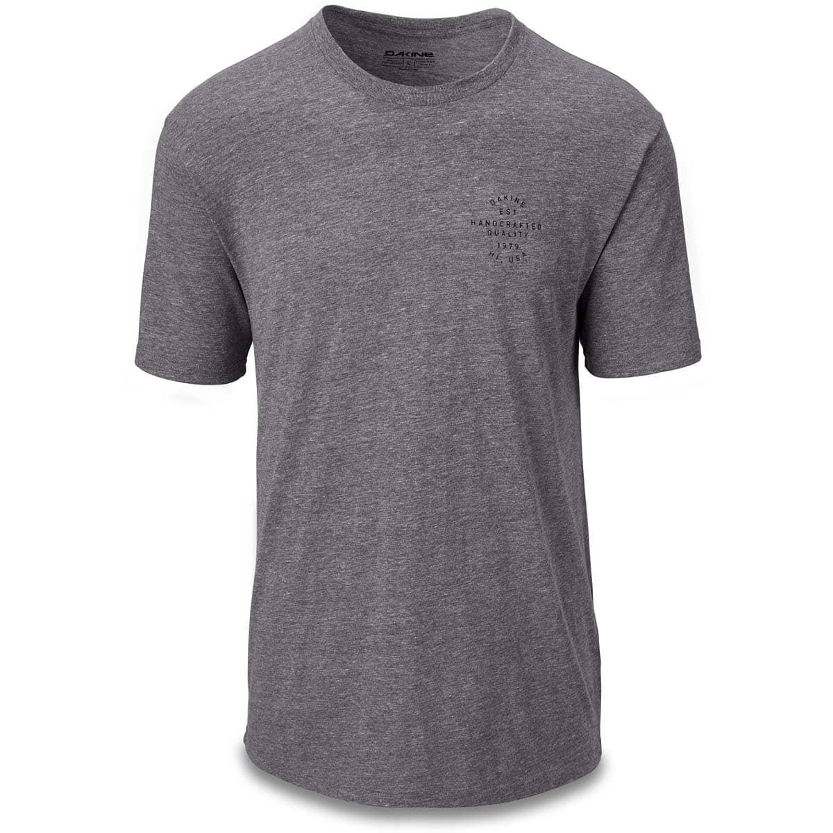 Dakine Standard Issue T Shirt T Shirt Heather Grey