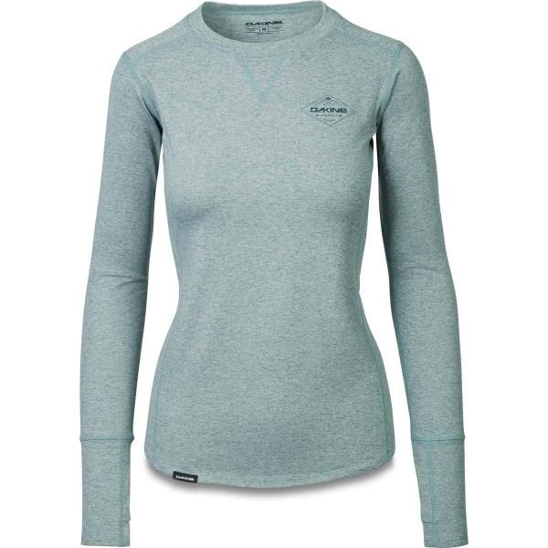 wholesale dealer 7521f d1f71 Dakine Larkspur Mid Weight Top Womens Shirt Deep Teal Heather