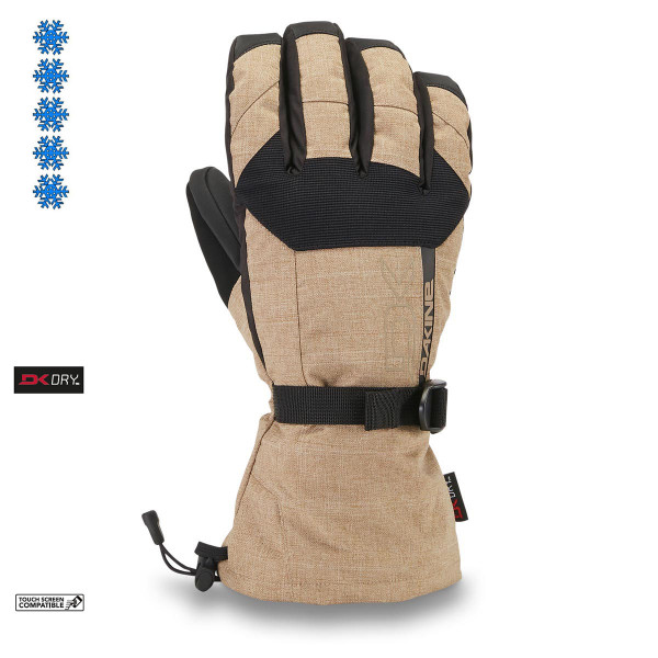 świetne ceny nowy styl życia super tanie Dakine Scout Glove Ski- / Snowboard Gloves Stone
