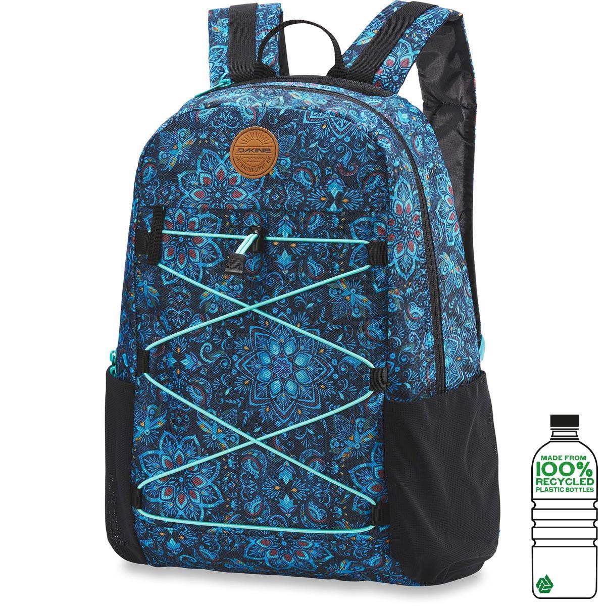930c578c9df2c Dakine Wonder 22L Backpack Blue Magnolia