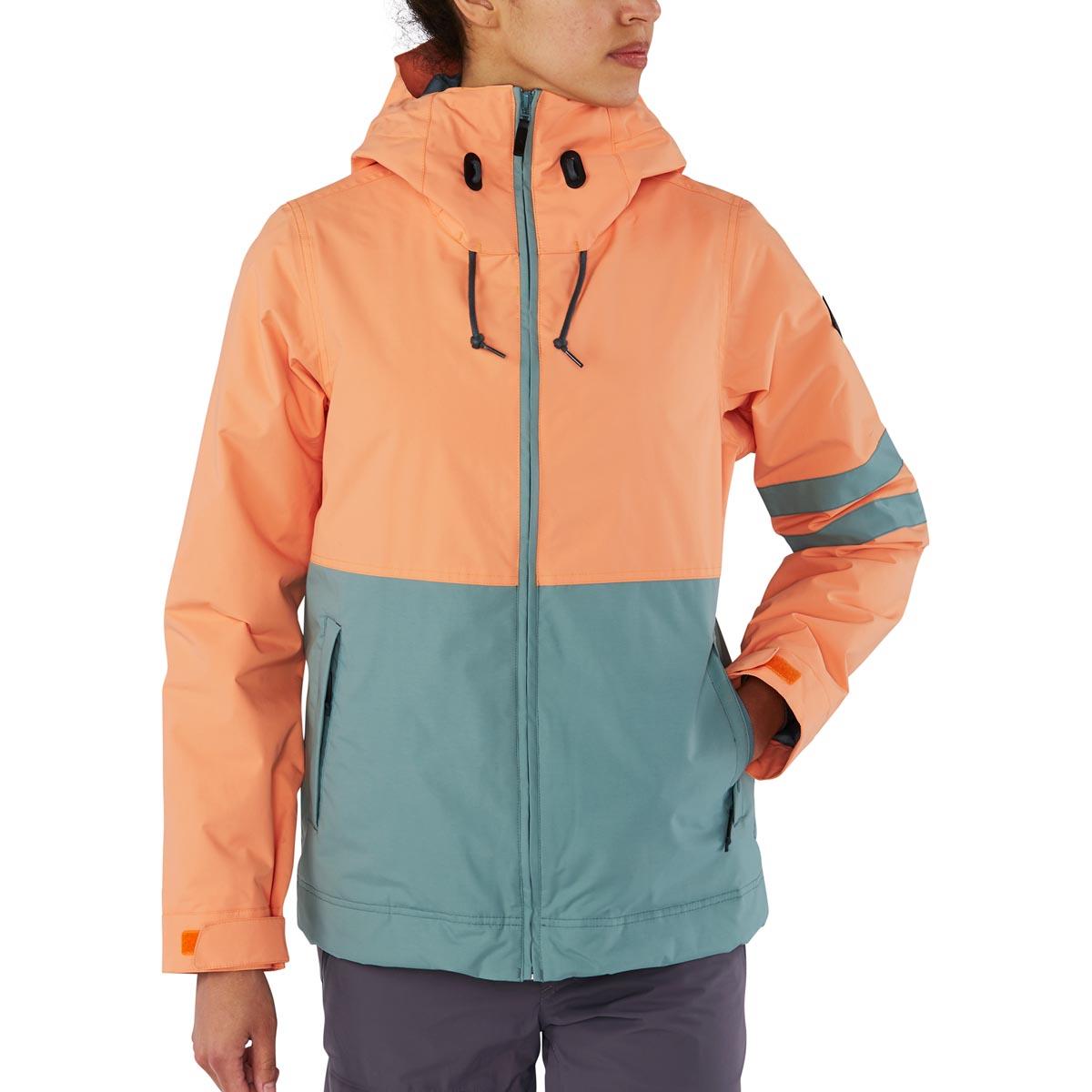 Coastal Melon Ski Juniper Jacket Jacket Snowboard Dakine wmn0N8