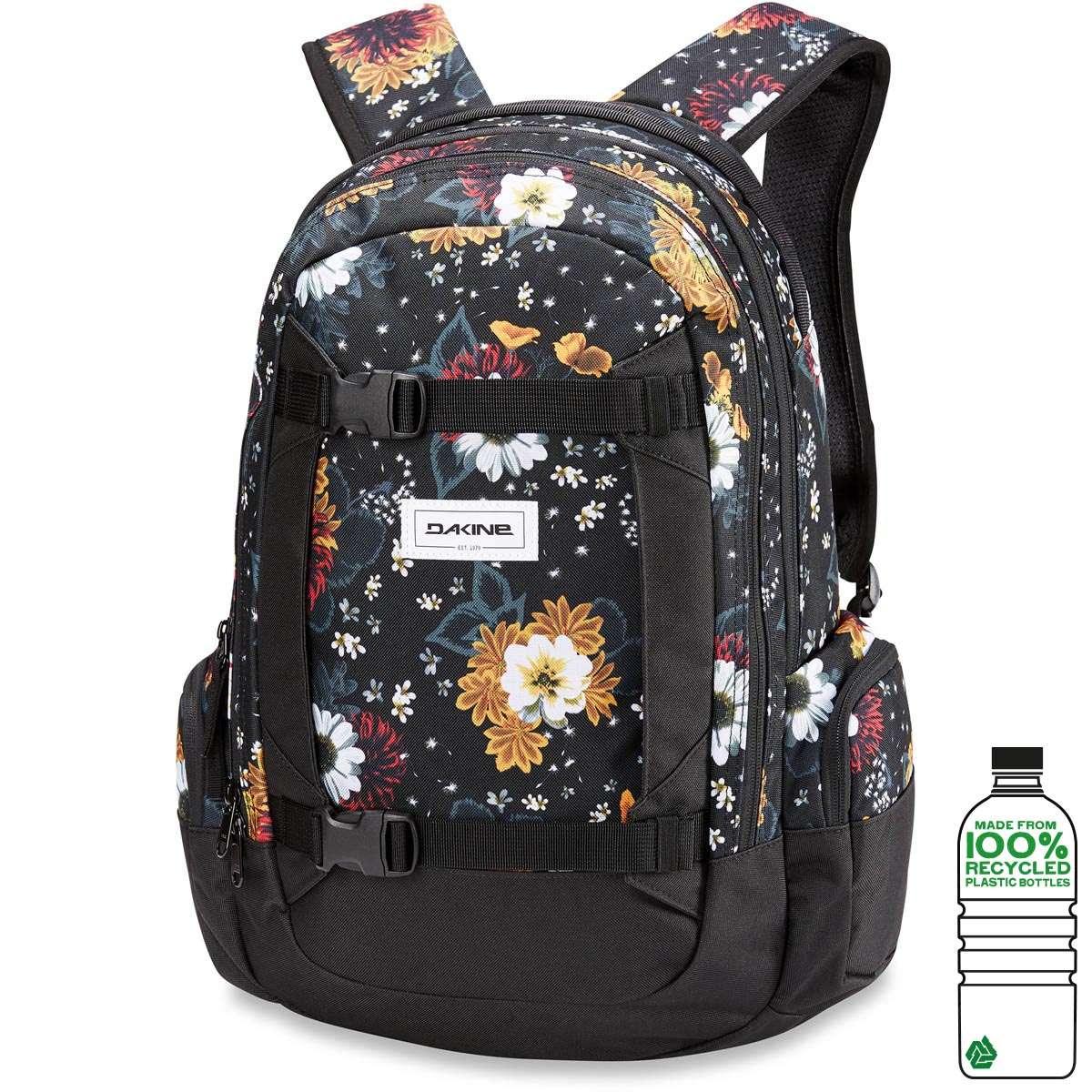 80c45612205 Dakine Womens Mission 25L Backpack Winter Daisy | Dakine Shop