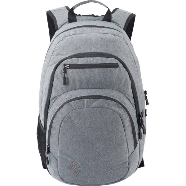 Nitro Stash 29L Laptop Backpack Black Noise