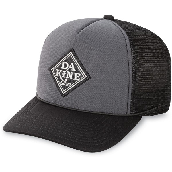 Dakine Lock Down Trucker Cap Black / Charcoal
